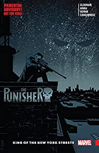 The Punisher Vol. 3: King of the New York Streets (The Punisher (2016-2018))