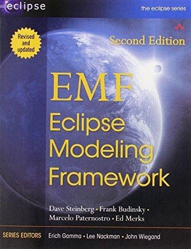 EMF: Eclipse Modeling Framework (2nd Edition) 2nd Revised edition by Steinberg, Dave, Budinsky, Frank, Paternostro, Marcelo, Merk (2008) Taschenbuch