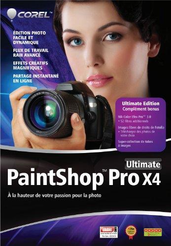Corel Paintshop Pro X4 Ultimate