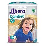 Pannolini Libero Comfort Misura 6 - Kg 13/20 Pannolini Libero Comfort Misura 6 - Kg 13/20