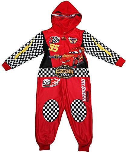 Cars Disney Jongens Jumpsuit racefietspak maat 3,4,6,8 jaar