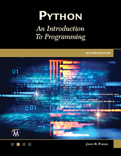Python: An Introduction to Programming, 2nd Edition