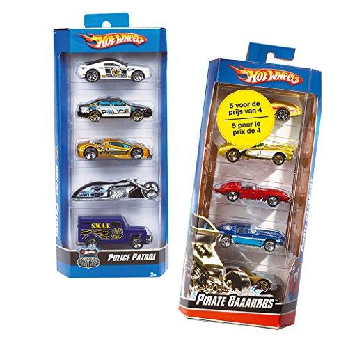 Hot Wheels 5er Geschenkset Sortiment | 01806