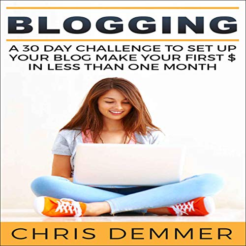 Couverture de Blogging