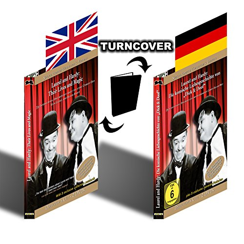 Laurel and Hardy: Die komische Liebesgeschichte von Dick & Doof Their Lives And Magic - Director´s Cut - Special Limited Collector´s Edition - 2 DVD-Box mit 5 exklusiven Sammlerpostkarten DVD - 2012