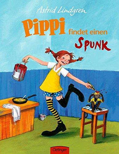 Pippi findet einen Spunk (Pippi Langstrumpf)