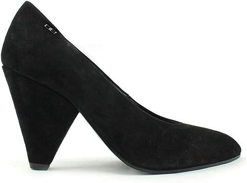 06 MILANO PDE0001_1-P, Chaussures de Ville à Lacets pour Femme