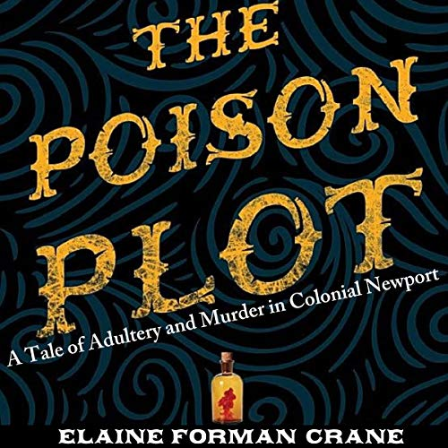 The Poison Plot audiobook cover art