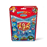Magic Box PST8B016IN00 Super Things - Blister con 9 Superthings + 1 Superthings Dorado