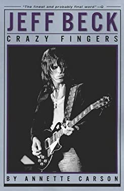 Jeff Beck: Crazy Fingers Softcover