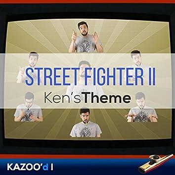 Street Fighter 2 - Ken's Theme... Kazoo'd!