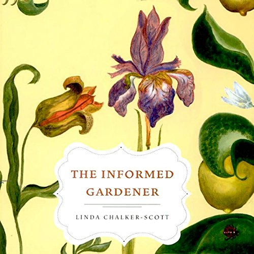 The Informed Gardener audiobook cover art