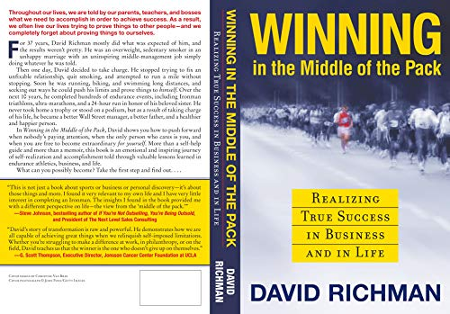 Winning in the Middle of the Pack: Realizing True Success in Business and in Life (English Edition) eBook: Richman, David: Amazon.es: Tienda Kindle