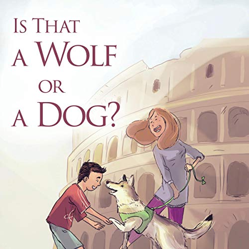 Is That a Wolf or a Dog? Titelbild