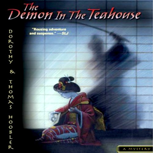 The Demon in the Teahouse cover art