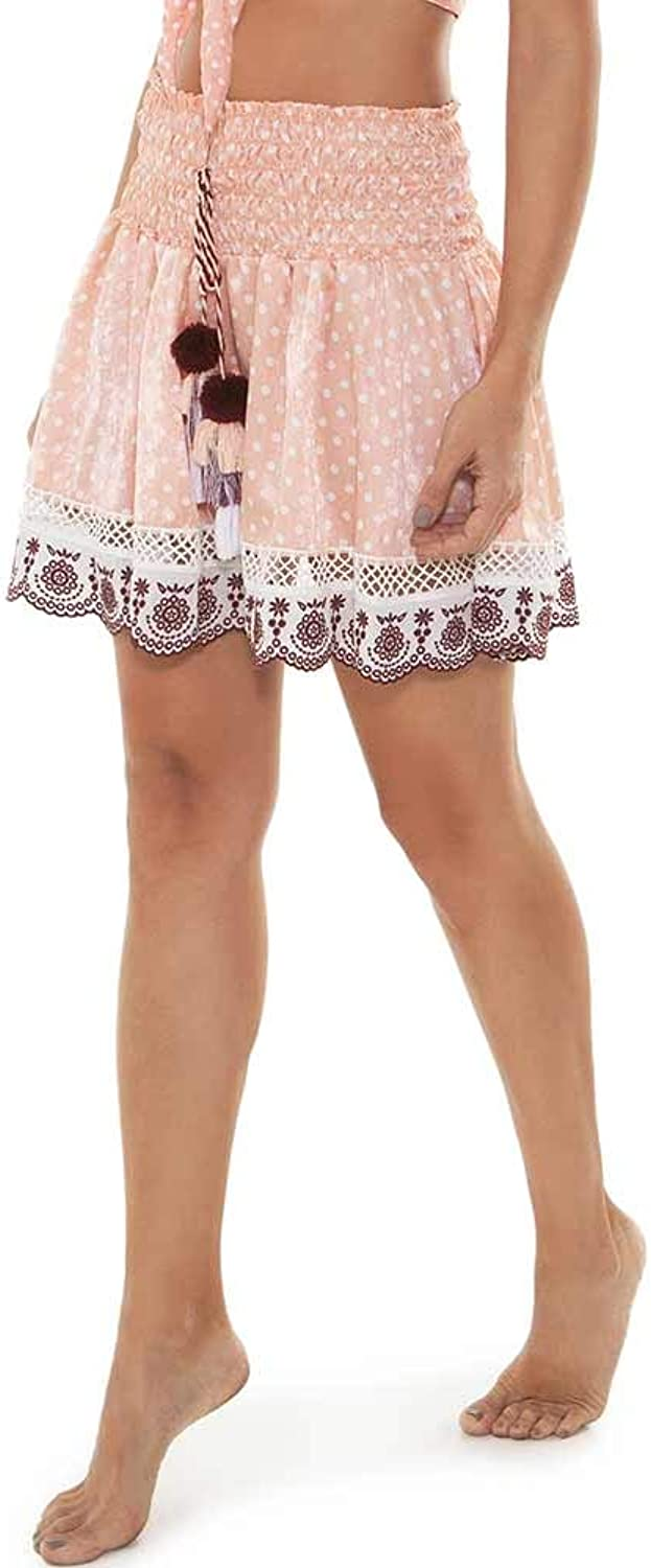 AGUA BENDITA Palms Springs Whitney Skirt