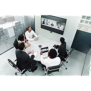 Jabra PanaCast (8100-119), World's First Intelligent 180°Panoramic-4K Plug-and-Play Video Conference System, Microsoft Teams Certified