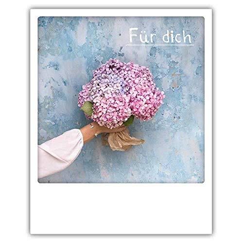 PICKMOTION Photo Postkarte Für Dich Im Polaroid-Stil, Designed In Berlin - 1 Stück