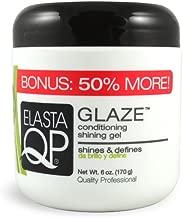 QP Hair Glaze Conditioning Shining Gel Bonus, 6 Ounce (Pack of 2)