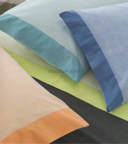 Gabel Chromo Var. Juego de sábanas para cama de una plaza y media de algodón