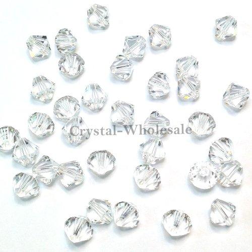 Crystal (001) 5301/53286mm bicono perline sciolto di cristalli Swarovski 36pz (1/4lordo) * Spedizione gratuita in Mychobos (cristalli-ingrosso) *