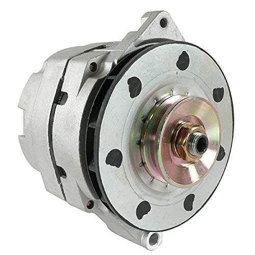 DB Electrical Adr0229 Alternator Compatible With/Replacement For Chevrolet Gmc Blazer S-10 C-K-R-V Trucks 1980-1989, Pontiac Oldsmobile Bonneville Grand Prix Cutlass Delta 1988-1989