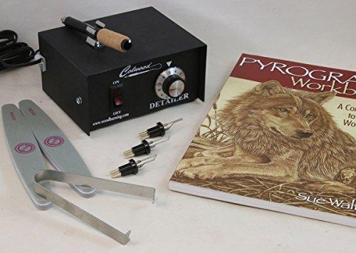 Detailer Basic Woodburning Kit