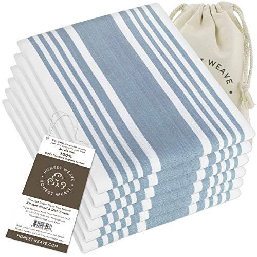 Honest Weave Organic Kitchen Towels