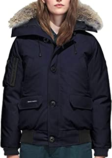 Women's Canada Down Jacket Chilliwack Down Coats Bomber Down Parka