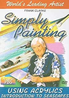 Simply Painting: Using Acrylics Introduction to Seascapes