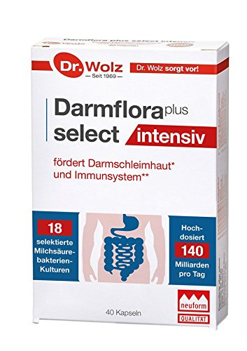 Darmflora plus select intensiv (12 g)
