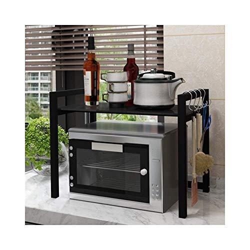DLMSDG Hochwertiges Küchen-Wandgeschirr Abflussregal Multifunktionsregal Abflussregal Multifunktions-Multifunktions-Abflussregal, B, 60 × 38 × 36 cm