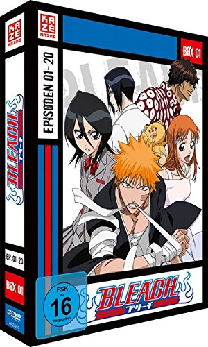 Bleach TV Serie - Box 1 - [DVD]