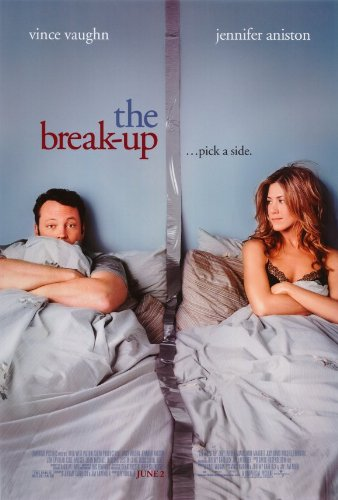 The Break-Up Movie Poster (27 x 40 Inches - 69cm x 102cm) (2006) -(Vince Vaughn)(Jennifer Aniston)(Ann-Margret)(Joey Lauren Adams)(Nicole Auman)(Jason Bateman)