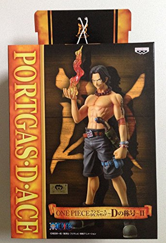 ONE PIECE DX Figure [Portgas D. Ace]