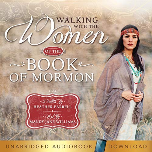 Page de couverture de Walking With the Women of the Book of Mormon