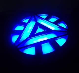 Gmasking 2019 Upgraded Version MK4 Wearable Arc Reactor Exclusive 1:1 Props Replica