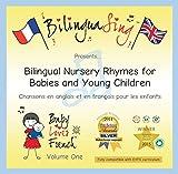 Francés para Bebés & CD de Canciones para niños | Canciones de cuna traducidas al francés y al inglés| La premiada BilinguaSing Baby Loves French Vol.1 | Aprende francés. De 0 a 6 años.