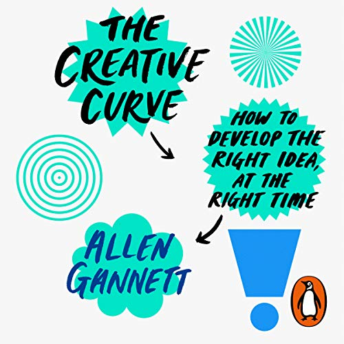 The Creative Curve                   By:                                                                                                                                 Allen Gannett                               Narrated by:                                                                                                                                 Allen Gannett                      Length: 7 hrs and 9 mins     8 ratings     Overall 4.3