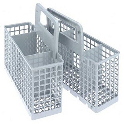 SPARES2GO Bestek Basket kooi voor Samsung Vaatwasser (6/3 vakje afneembaar)