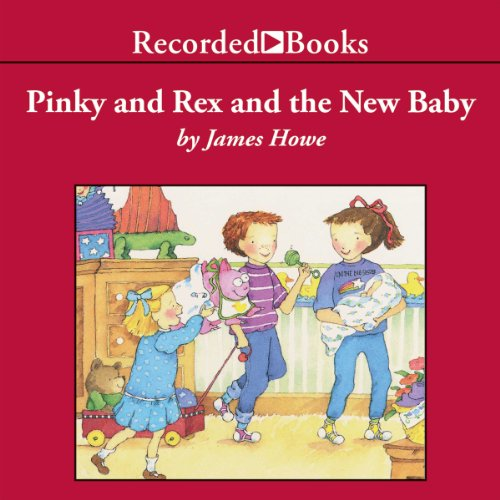 Pinky and Rex and the New Baby cover art