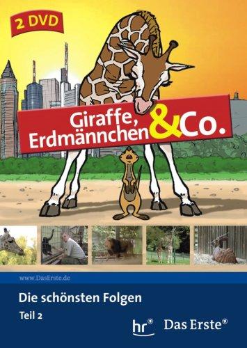 Giraffe, Erdmännchen & Co. - Teil 2 (2 DVDs)
