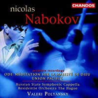 Nicolas Nabokov: Ode - Meditation Sur La Majeste De Dieu