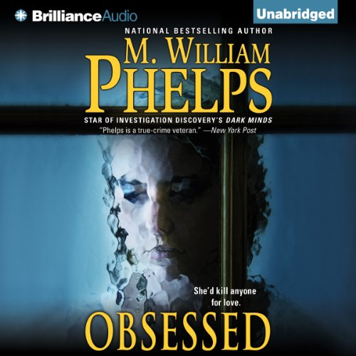 Obsessed audiobook cover art