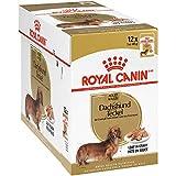 Royal Canin Breed Health Nutrition Dachshund Loaf in Gravy Pouch Dog...
