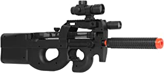 fully automatic airsoft belgium p-90 deluxe(Airsoft Gun)