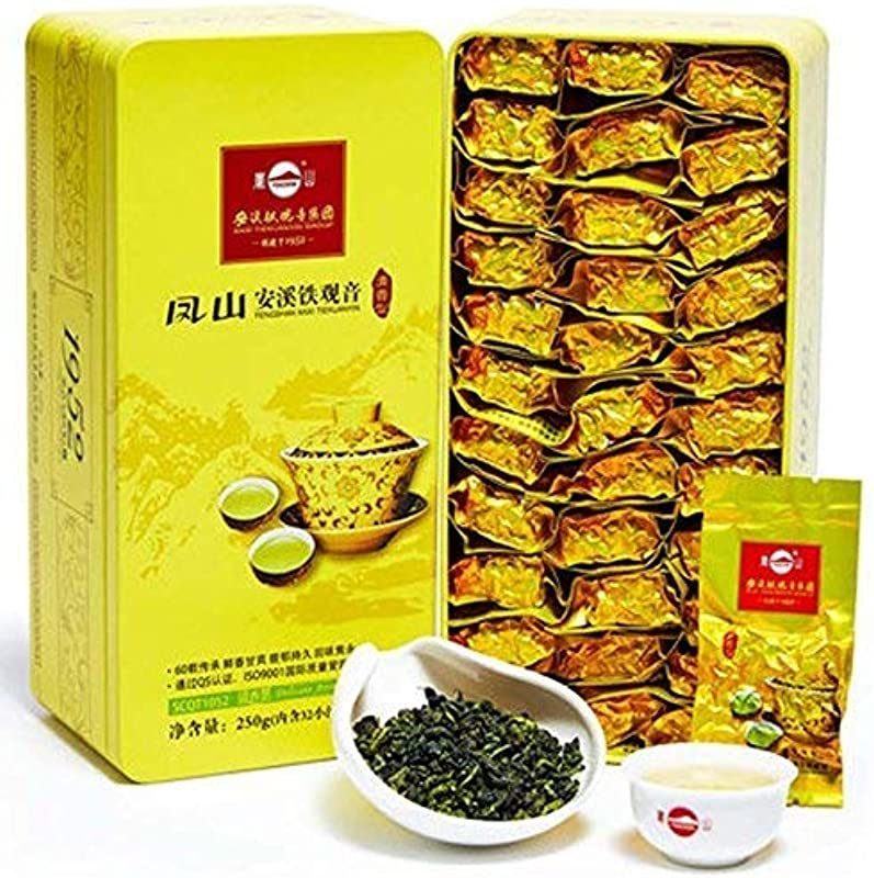 Anxi Tieguanyin Fengshan Tea Supreme Mild Flavor New Tea Gift Pack 250g