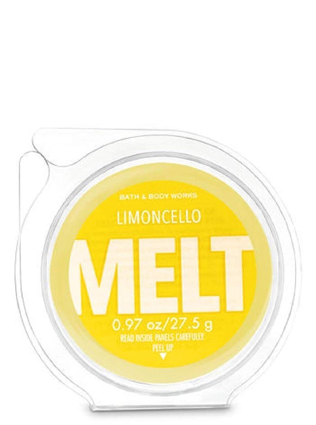 しばしばエール純粋に【Bath&Body Works/バス&ボディワークス】 フレグランスメルト タルト ワックスポプリ リモンチェッロ Wax Fragrance Melt Limoncello 0.97oz/27.5g