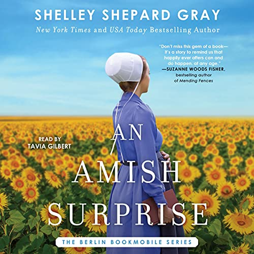 An Amish Surprise Audiobook By Shelley Shepard Gray cover art