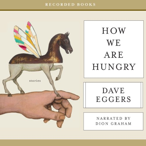 How We Are Hungry audiobook cover art